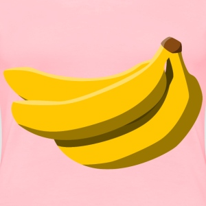 Bananas - Women's Premium T-Shirt