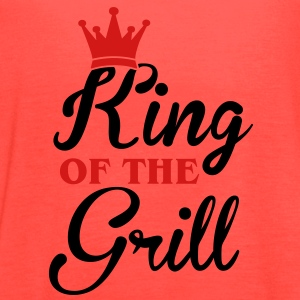 King of the Grill Tanks - Women's Flowy Tank Top by Bella