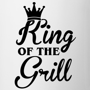 King of the Grill Gift - Coffee/Tea Mug