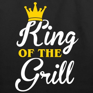 King of the Grill Bags  - Eco-Friendly Cotton Tote
