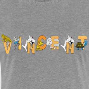 Vincent - Women's Premium T-Shirt