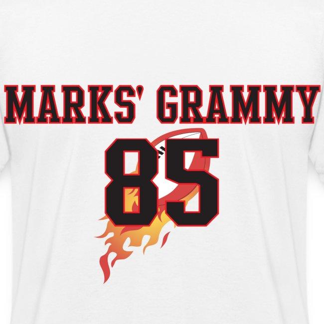 Marks' Grammy custom