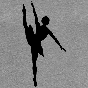Ballet dancer - Women's Premium T-Shirt