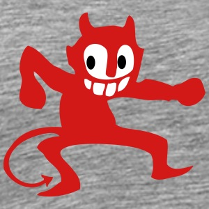 Dancing devil - Men's Premium T-Shirt