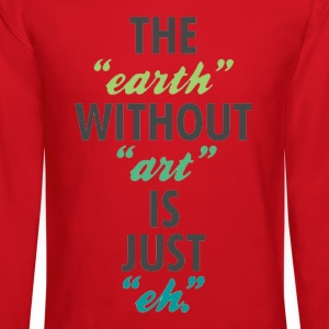 The Earth Without Art Crewneck - Crewneck Sweatshirt