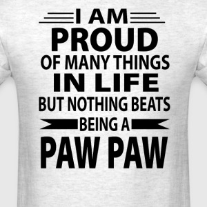 Paw Paw - Men's T-Shirt