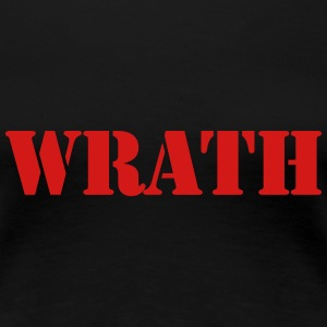 WRATH T-Shirts - Women's Premium T-Shirt