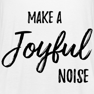 joyfulnoise2 Tanks - Women's Flowy Tank Top by Bella