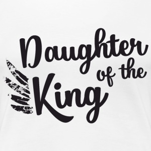 Daughter of the King T-Shirts - Women's Premium T-Shirt