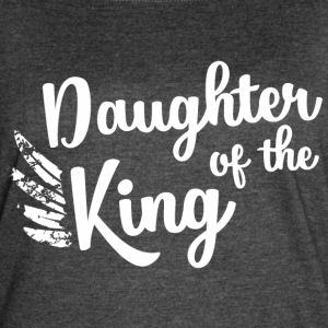 Daughter of the King T-Shirts - Women's Vintage Sport T-Shirt