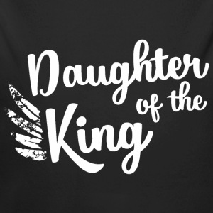 Daughter of the King Baby Bodysuits - Long Sleeve Baby Bodysuit