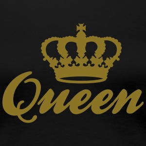 queen T-Shirts - Women's Premium T-Shirt