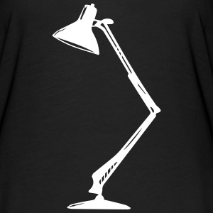 Table Lamp 1c T-Shirts - Women's Flowy T-Shirt