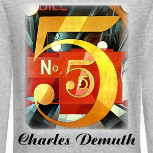 Charles Demuth - The Figure Five - Crewneck Sweatshirt