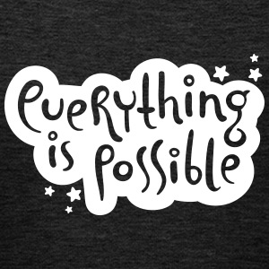 Everything is possible Sweatshirts - Kids' Premium Hoodie