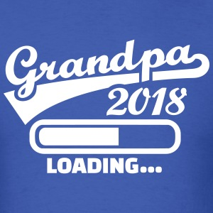 Grandpa 2018 T-Shirts - Men's T-Shirt