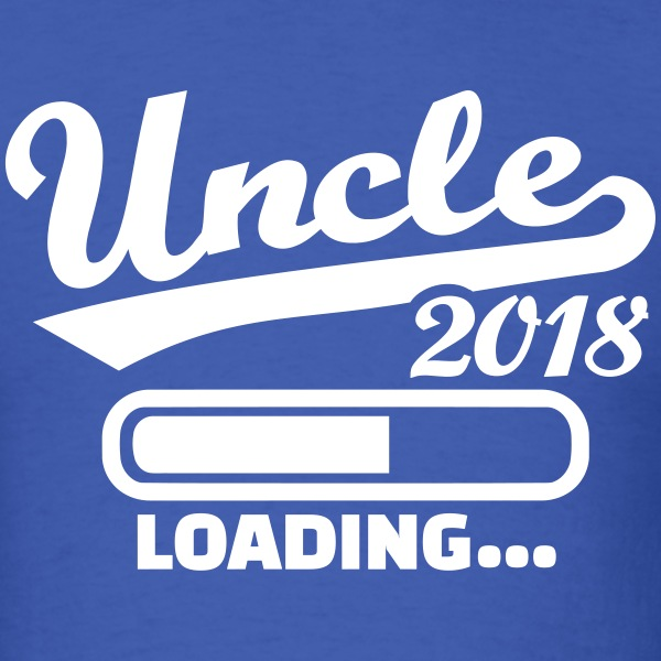 Uncle 2018 T-Shirts - Men's T-Shirt