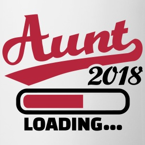 Aunt 2018 Mugs & Drinkware - Coffee/Tea Mug