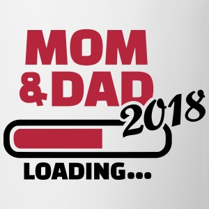 Mom Dad 2018 Mugs & Drinkware - Coffee/Tea Mug