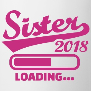 Sister 2018 Mugs & Drinkware - Coffee/Tea Mug