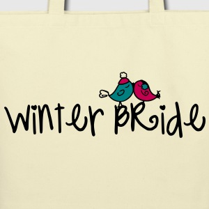 Winter Bride Eco-Friendly Tote - Eco-Friendly Cotton Tote