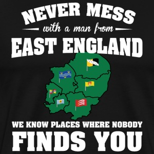 Countries England T-Shirts - Men's Premium T-Shirt