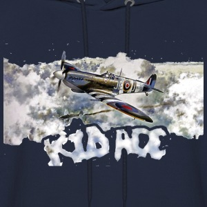 Kid Ace Soar The Skies - Men's Hoodie