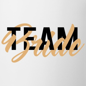 Team Bride Fancy Mugs & Drinkware - Coffee/Tea Mug
