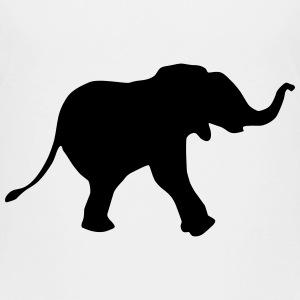 baby elephant Baby & Toddler Shirts - Toddler Premium T-Shirt