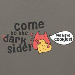 Come to the dark side, we have cookies Sportswear - Men's Premium Tank