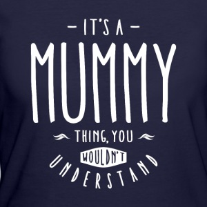 Mummy Thing - Women's 50/50 T-Shirt