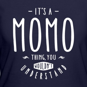 Momo Thing  - Women's 50/50 T-Shirt