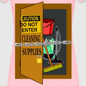 Cleaning supplies - Women's Premium T-Shirt
