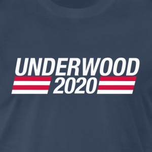 underwood 2020 T-Shirts - Men's Premium T-Shirt