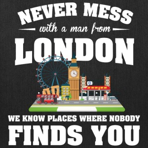 Cities London Bags & backpacks - Tote Bag