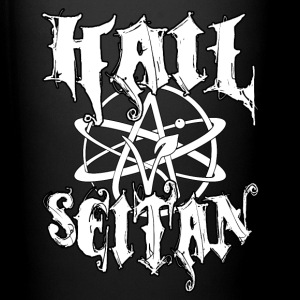 Hail Seitan - Vegan Atheist Mugs & Drinkware - Full Color Mug