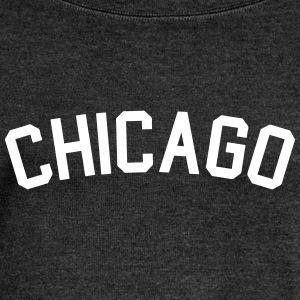 CHICAGO Standard Ladies wideneck sweatshirt - Women's Wideneck Sweatshirt