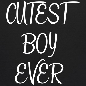 Cutest Boy Ever Sweatshirts - Kids' Hoodie