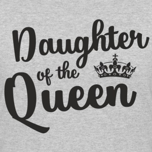 Daughter of the Queen bla T-Shirts - Women's 50/50 T-Shirt