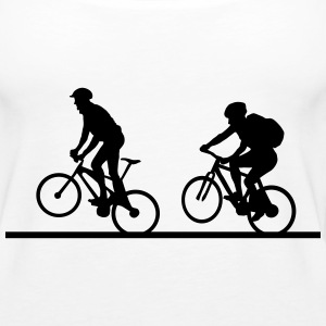 Cycling, biking Tanks - Women's Premium Tank Top