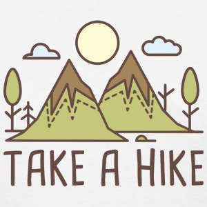Take A Hike - Women's T-Shirt