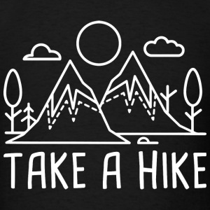 Take A Hike - Men's T-Shirt