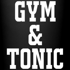 GYM & TONIC - Full Color Mug