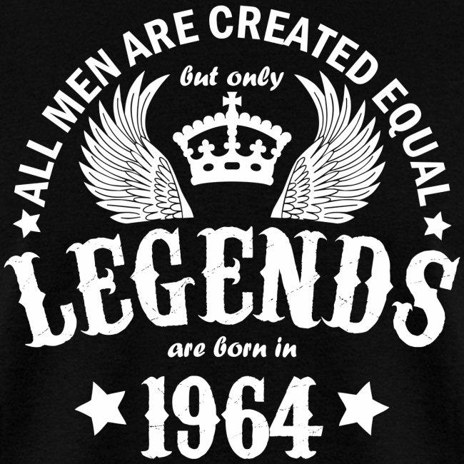 Legends are Born in 1964