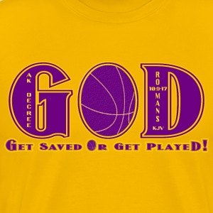 GET PLAYED! T-Shirts - Men's Premium T-Shirt