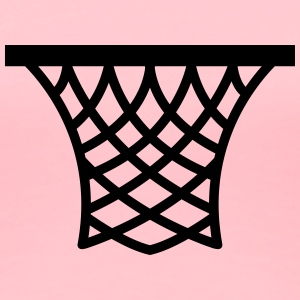 Basketball Net - Women's Premium T-Shirt