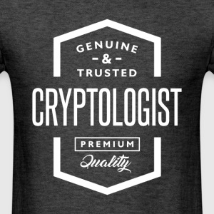 Cryptologist - Men's T-Shirt