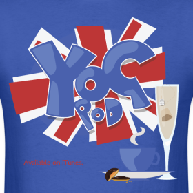 Design ~ Mens Tee: YoGPoD Logo