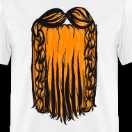 Design ~ Mens Tee: Dwarf Beard