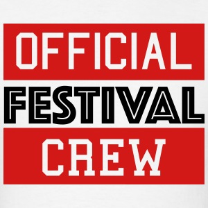 Official Festival Crew T-Shirts - Men's T-Shirt